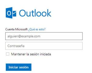 cambiar clave hotmail
